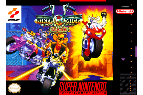 Biker Mice from Mars - Game Grumps Wiki
