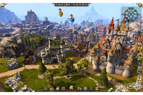 Dream Games: The Settlers 7 Paths to a Kingdom Deluxe Gold ...