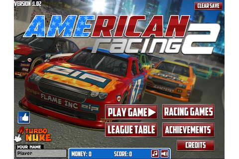 American Racing 2 - Unblocked Games