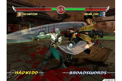 Mortal Kombat: Deadly Alliance - IGN