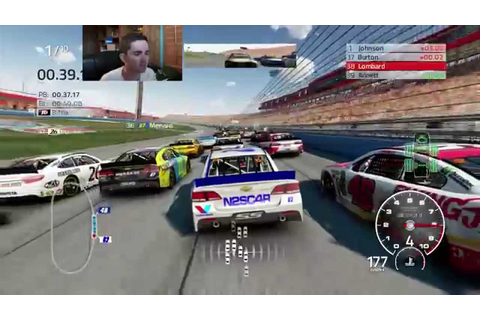Elgato HD60 Test Video!!! - NASCAR '15 Gameplay - YouTube