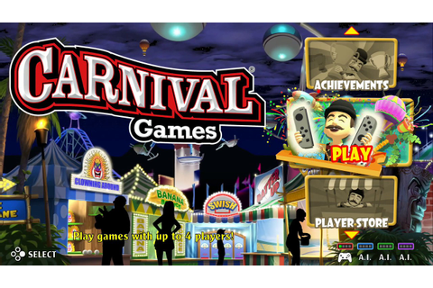 Carnival Games Review (Nintendo Switch) - YouTube