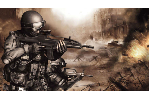 Mission Against Terror - Tough Games