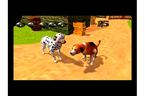 Dog's Life PS2 Playthrough Part 2 - YouTube