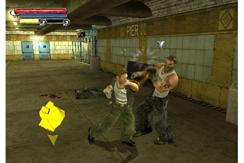 Final Fight: Streetwise Screenshots - Video Game News ...