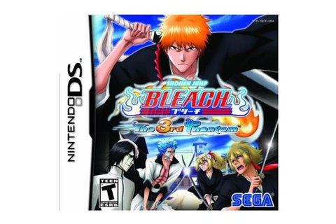 Bleach: The 3rd Phantom Nintendo DS Game - Newegg.com