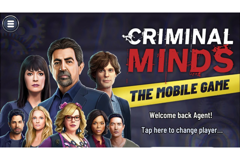 CRIMINAL MINDS THE MOBILE GAME - Gameplay Walkthrough Part ...