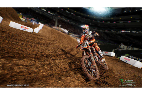 Amazon.com: Monster Energy Supercross: The Official ...