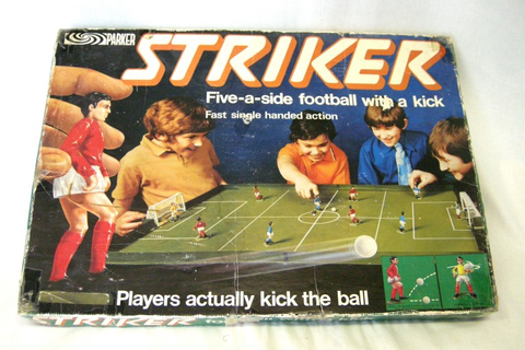 Striker | Parker Games | V&A Search the Collections