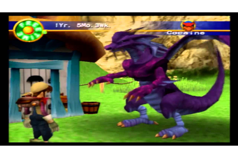 Monster Rancher 4 (PS2): Part 2 - YouTube