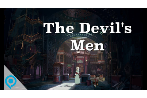 The Devils Men - Unsere Meinung - YouTube
