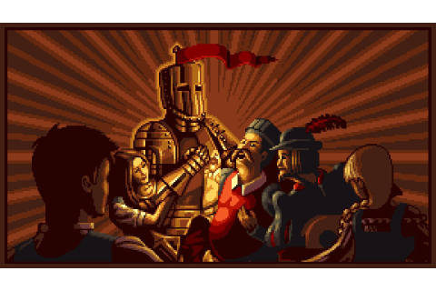 knight, A Bastards Tale, Pixel art, Video games Wallpapers ...