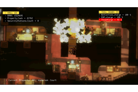 The Swindle on PS3 | Official PlayStation™Store US