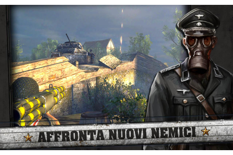 FRONTLINE COMMANDO: D-DAY - App Android su Google Play