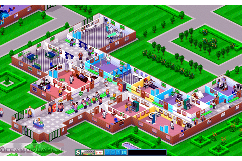 Theme Hospital Free Download - Ocean Of Games