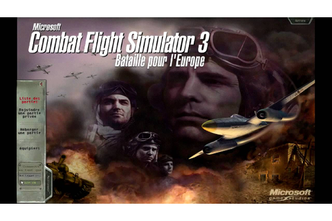 Combat Flight Simulator 3 : How to connect a multiplayer ...
