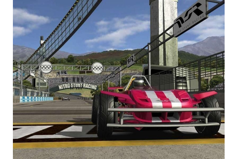 Nitro Stunt Racing - Free Download