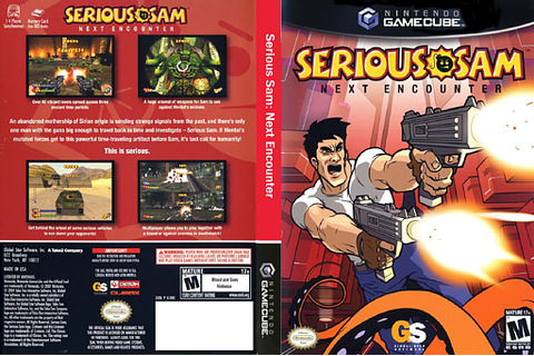G3BE9G - Serious Sam: Next Encounter