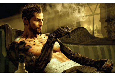 Why Deus Ex's Adam Jensen Was Fired From Being Far Cry's ...