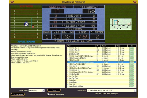 Images - Front Office Football 8 - GM Games - Sports ...