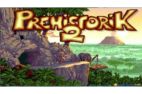 Prehistorik 2 gameplay (PC Game, 1993) - YouTube