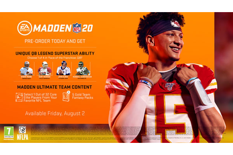 Madden NFL 20 (PS4) - The Game Collection
