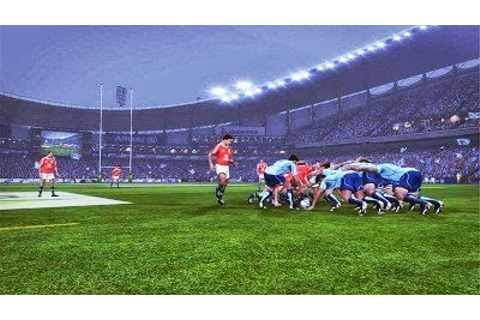 Rugby Challenge 2 PC Game Download Lions 2013 edition ...