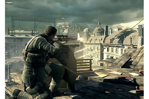 Sniper Elite V2 Trailer (video)