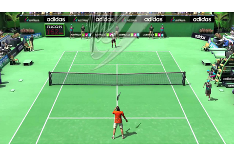 Best Tennis Games for PC - YouTube