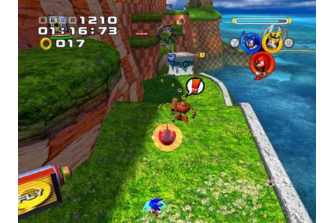 Sonic Heroes - Download