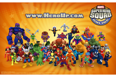Marvel Super Hero Squad Online (Review) | Web Game 360