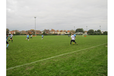 Many Games Have I Seen...: Bexhill United Ladies 1 v 2 ...