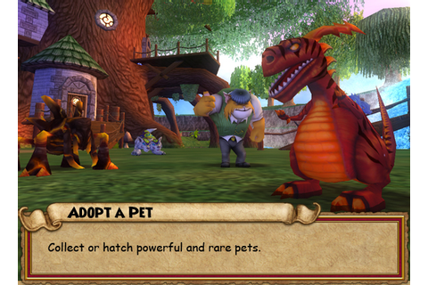 See The Game | Wizard101 Wizard Adventure Games