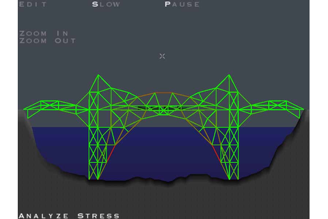 Bridge Garden Picture: Bridge Building Game