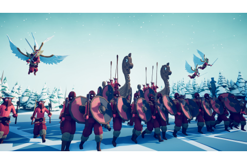 Totally Accurate Battle Simulator Hands-on Preview ...