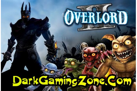 Overlord 2 Game - Free Download Full Version For PC