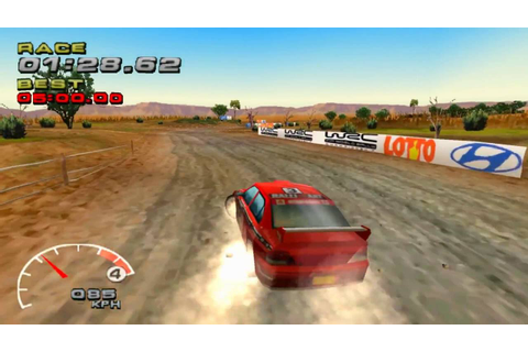 WRC: FIA World Rally Arcade PSX / PS1 PCSX Widescreen HD ...