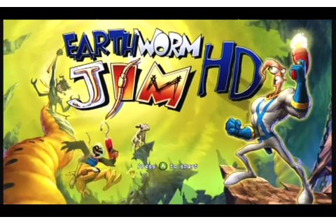 Earthworm Jim HD | Earthworm Jim Wiki | FANDOM powered by ...