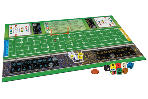 Great tabletop games for video gamers: 1st & Goal ...