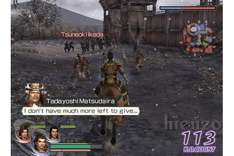 Warriors Orochi PC Game Free Download | Hienzo.com