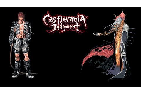 Castlevania Judgment Full HD Bakgrund and Bakgrund ...
