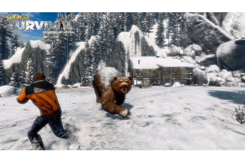 Cabela's Survival: Shadows of Katmai (2011 video game)