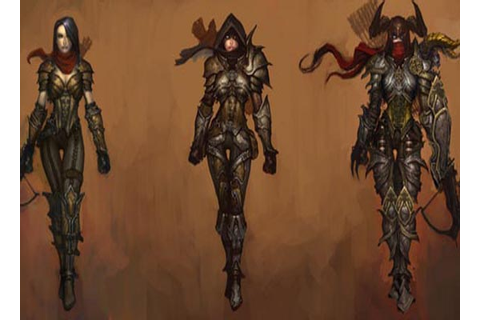 Diablo 3 Demon Hunter Walkthrough Strategy Guide (PC ...