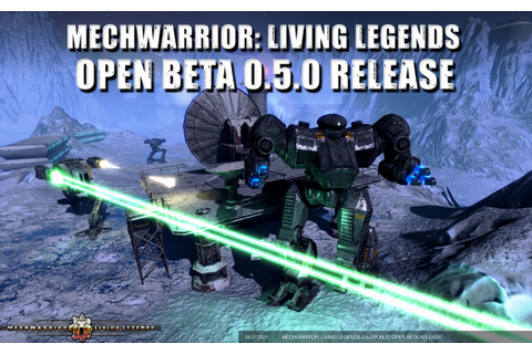 MechWarrior: Living Legends on Qwant Games
