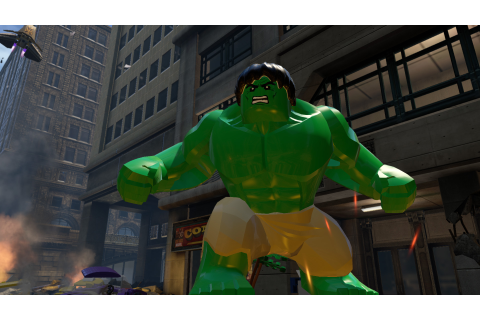 Buy LEGO MARVEL's Avengers PC Game | Steam Download