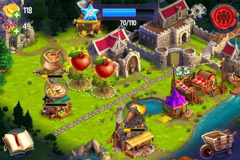 CastleVille Legends | Articles | Pocket Gamer