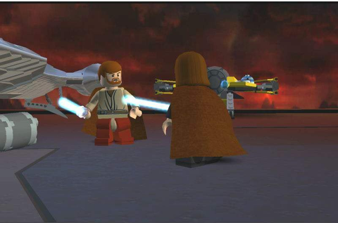 Lego Star Wars I PC Game Download Free Full Version
