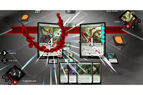 Magic 2015 - Duels of the Planeswalkers - PC Review ...