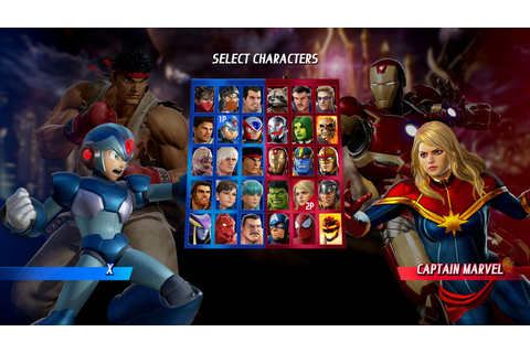 Marvel vs. Capcom: Infinite (Xbox One) Review - It Wants ...
