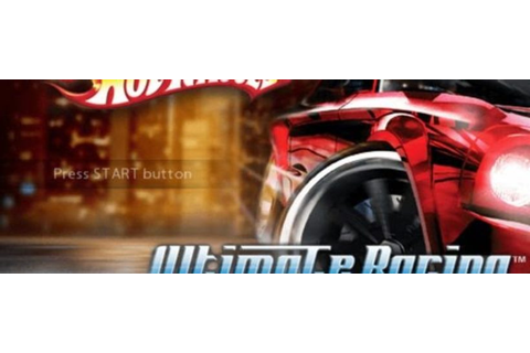 Hot Wheels Ultimate Racing PSP ISO - Download Game PS1 PSP ...